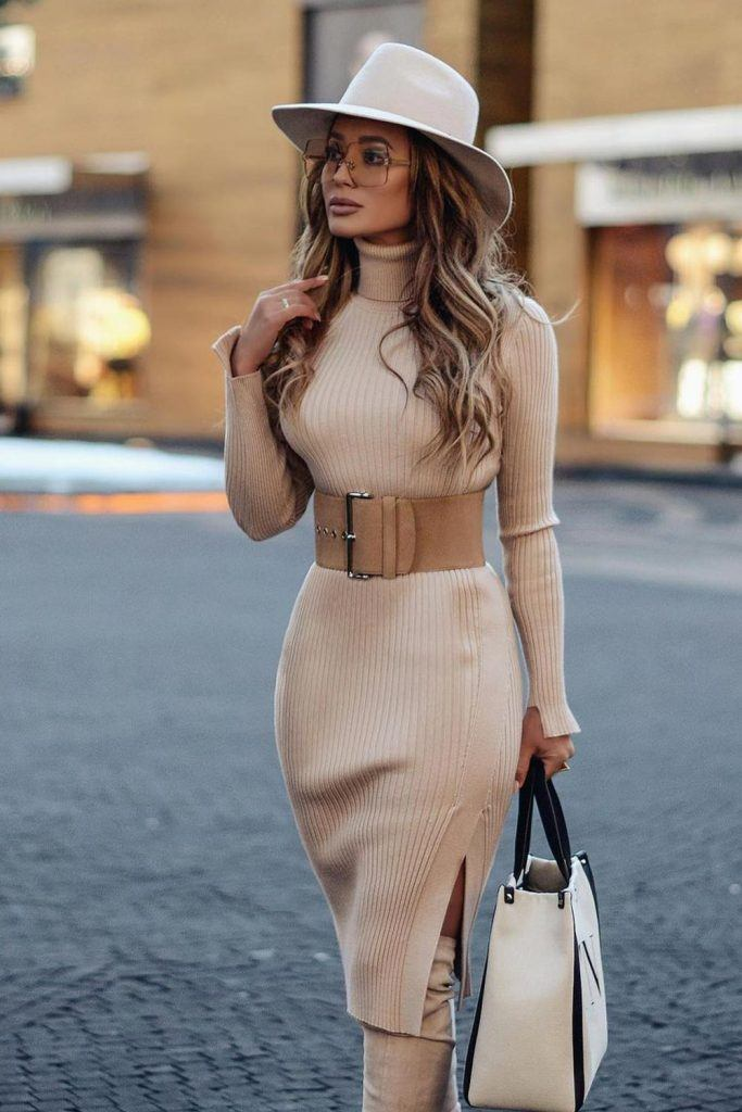 Long Sweater Fall Outfits