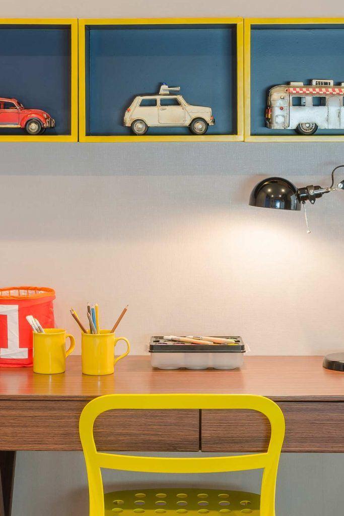 Desk Design For Boy