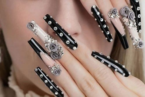 My Favorite Nail Trend – Bling Nails! And Here Is Why