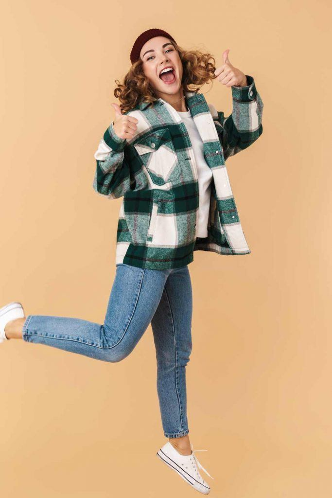 Flannel Shirt Outfits Idea
