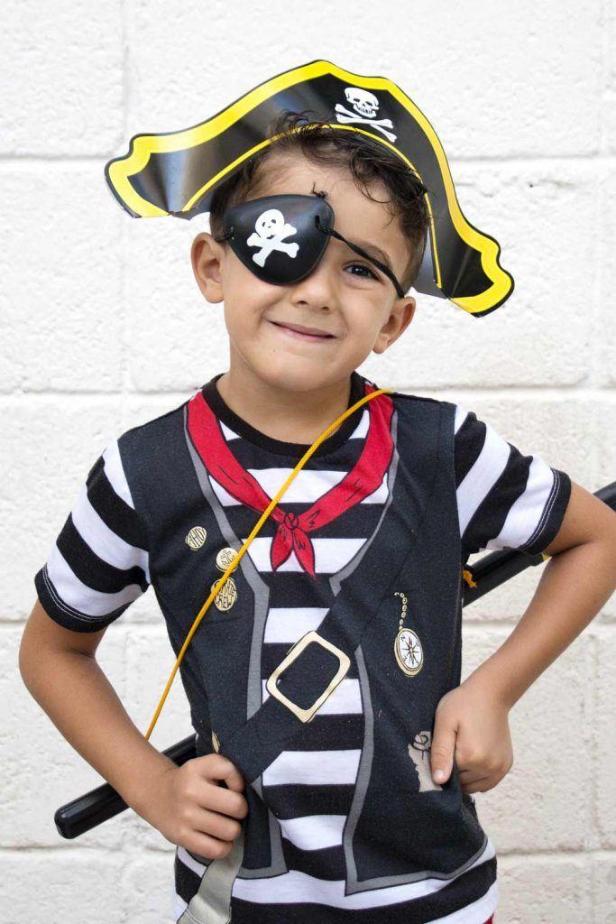 Pirate Costume Idea