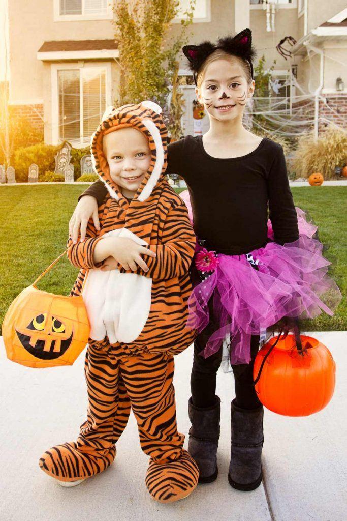Halloween Costume Idea for Friends