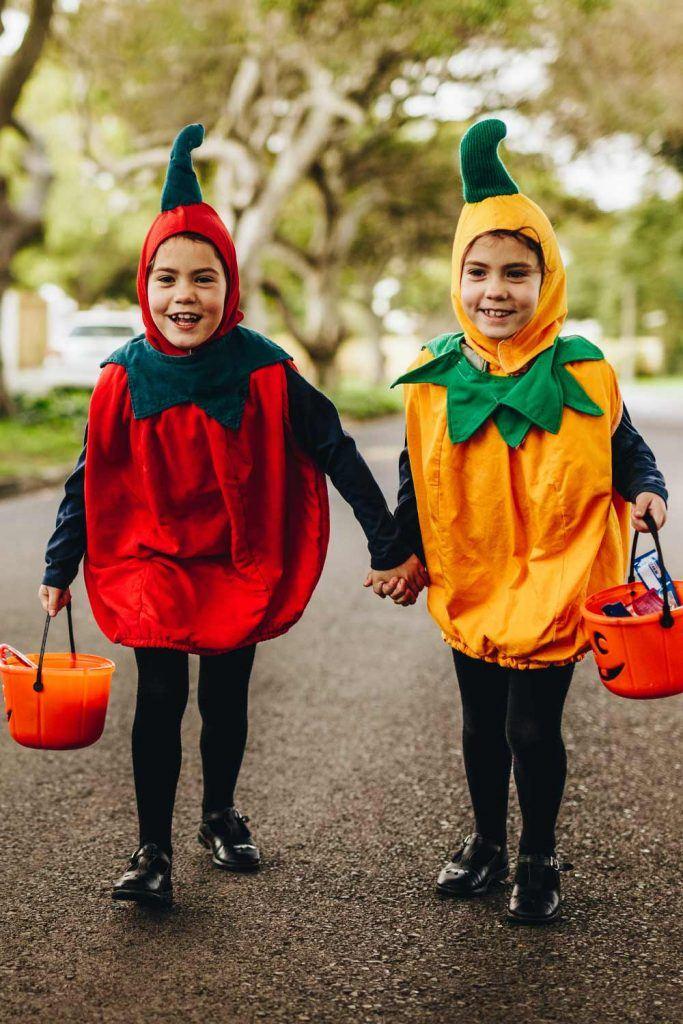 Tomato Halloween Costume Idea