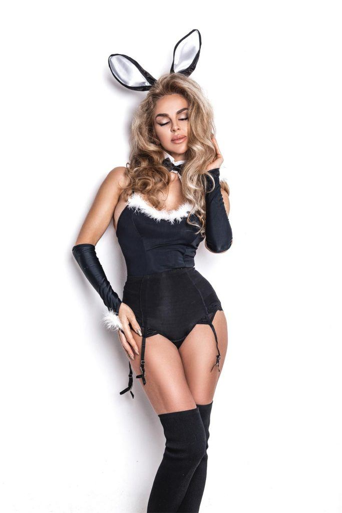 Sexy Bunny Halloween Costume