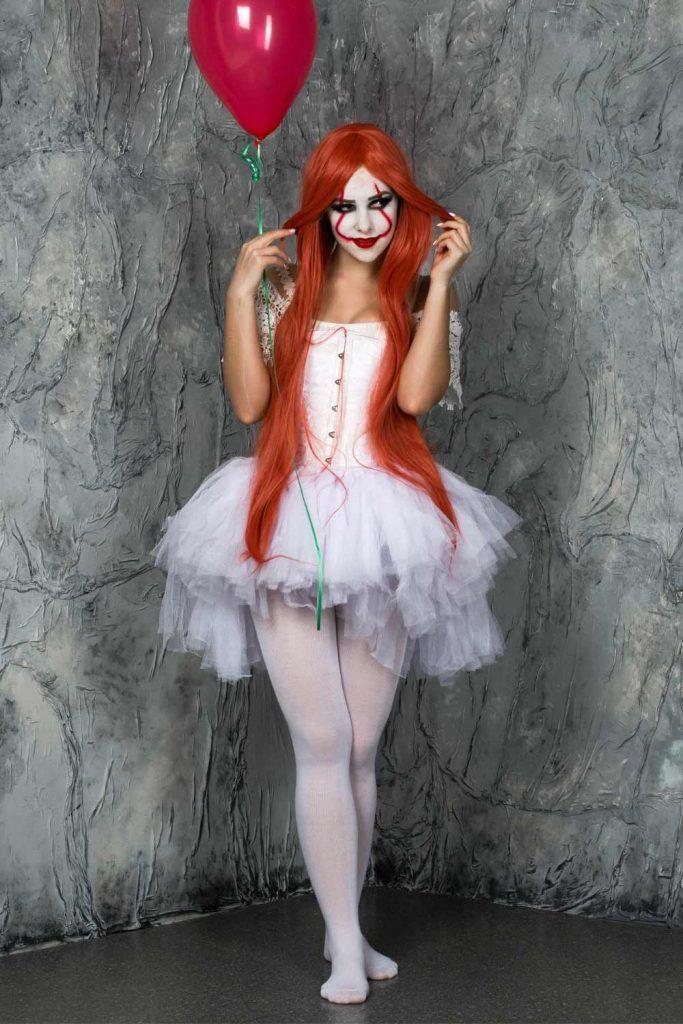 'It' Clown Sexy Costume