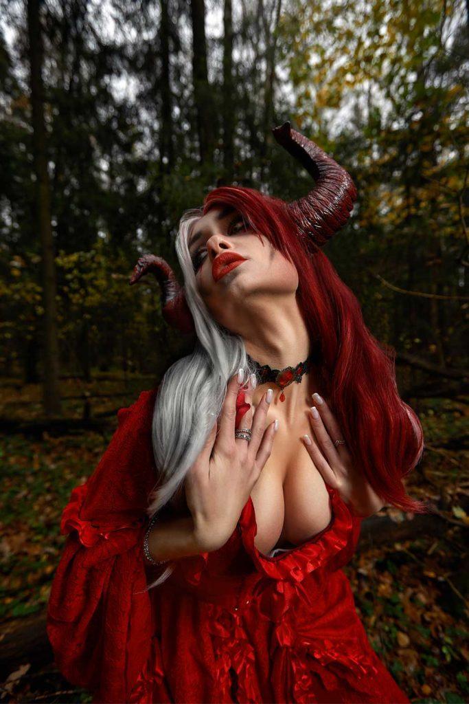 Sexy Costume Idea for Halloween