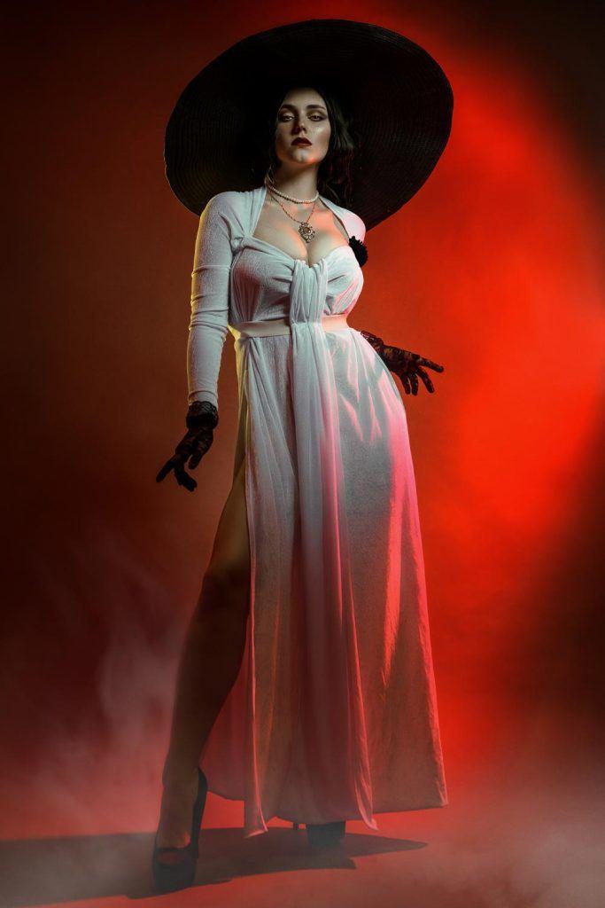 Lady Demitresku Sexy Halloween Costume