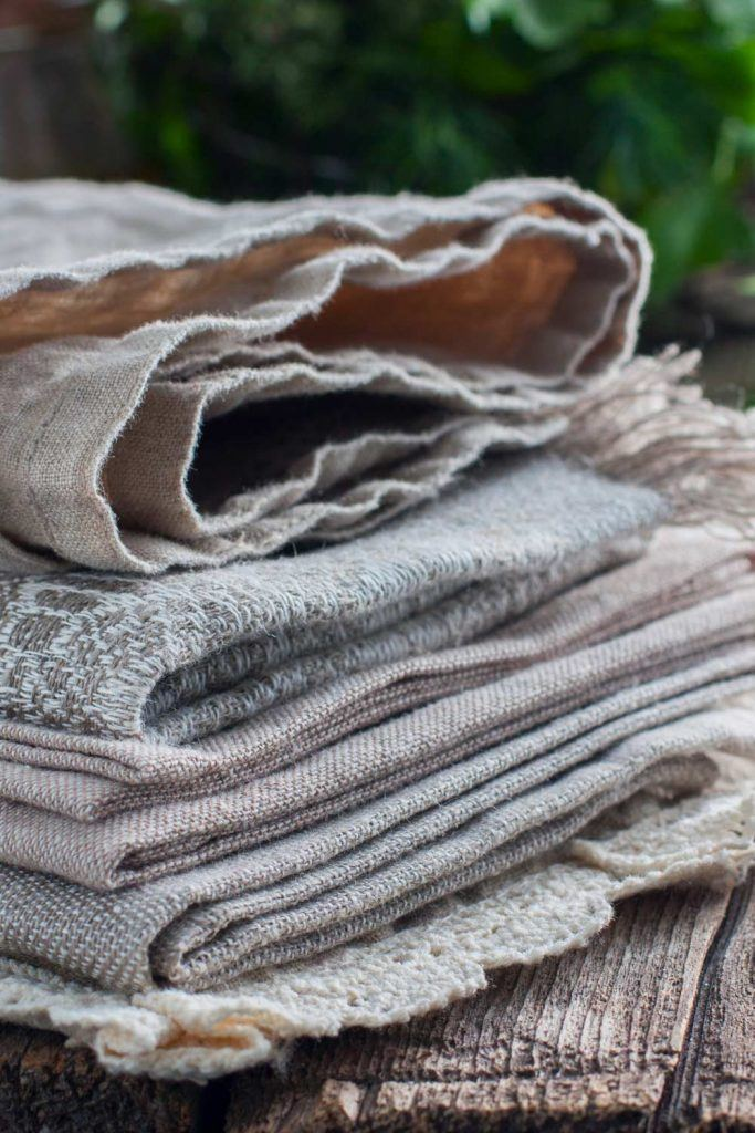 What Can You Do With Old Tea Towels?