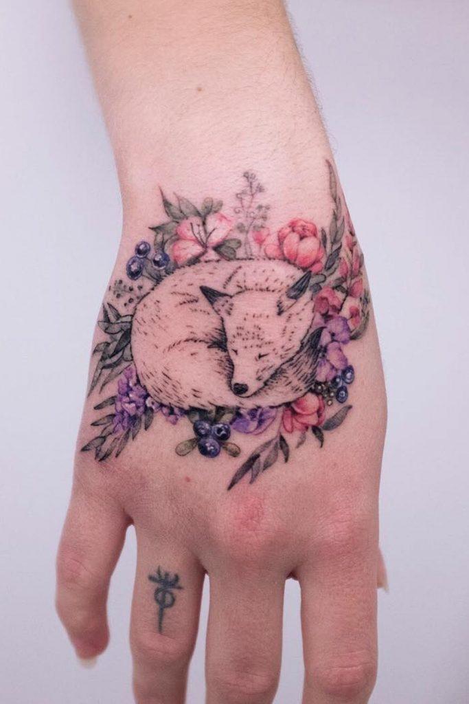 Fox Tattoo Meaning