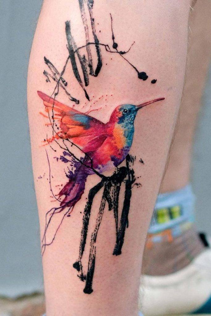 Bird Tattoo Meaning